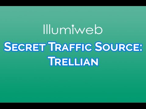 Secret Traffic Source: Trellian