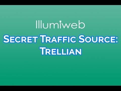 Secret Traffic Source: Trellian