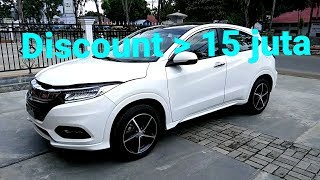 Honda New HRV 1 8 Prestige