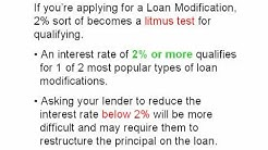 How To determine eligibility using the Making Homes Affordable Guidelines and a Loan Mod Calculator