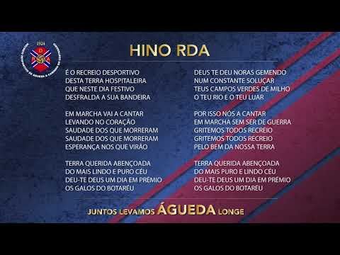 Hino Oficial do Recreio Desportivo de Águeda