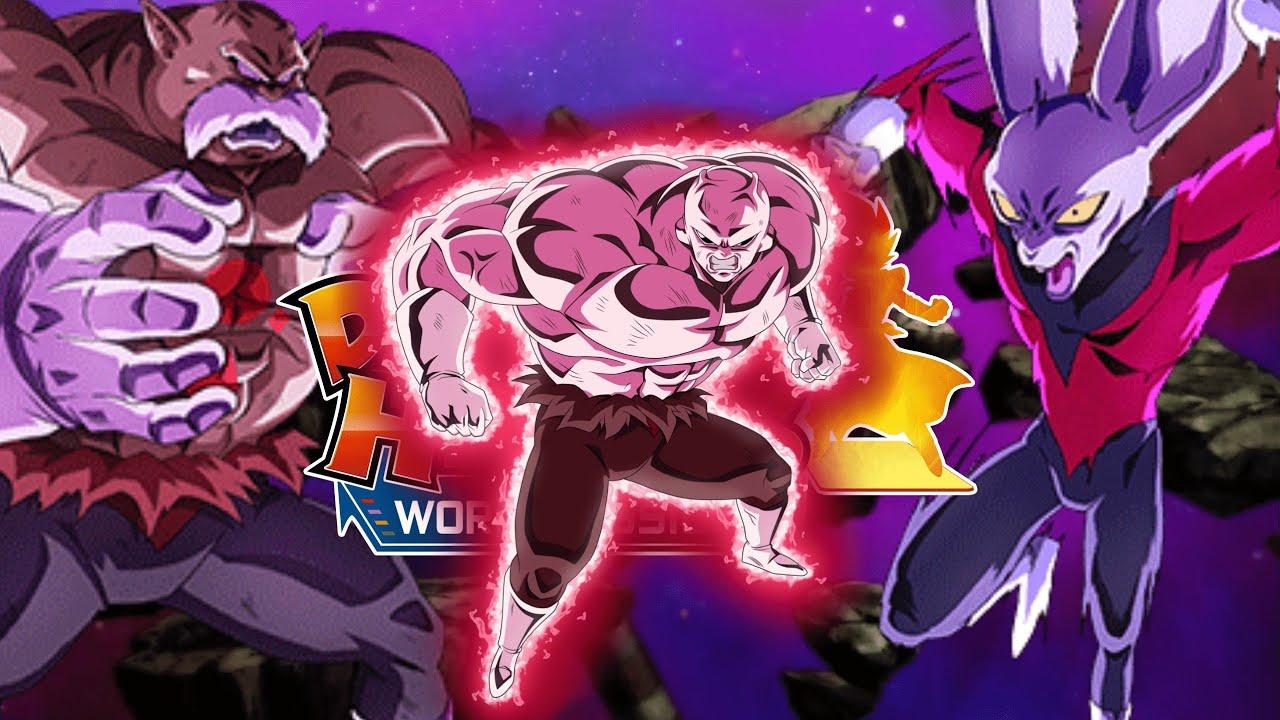Universe 11 Arcade Battle (Super Dragon Ball Heroes World ...