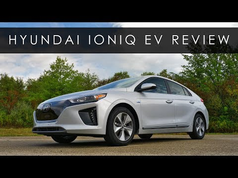 Review | 2017 Hyundai Ioniq Electric | The EV You Can't Have