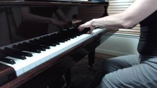 J.S. Bach Prelude in F Minor, BWV 881 (Watch in HD)