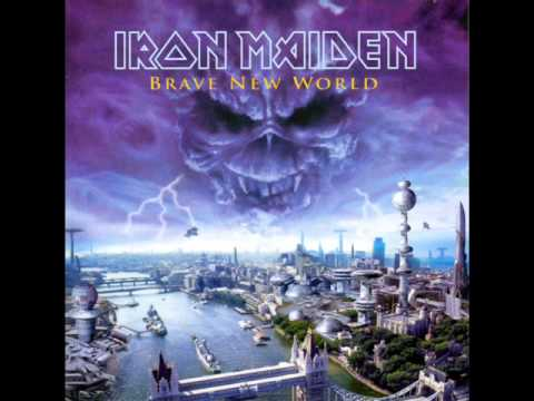 Iron Maiden - The Thin Line Between Love & Hate