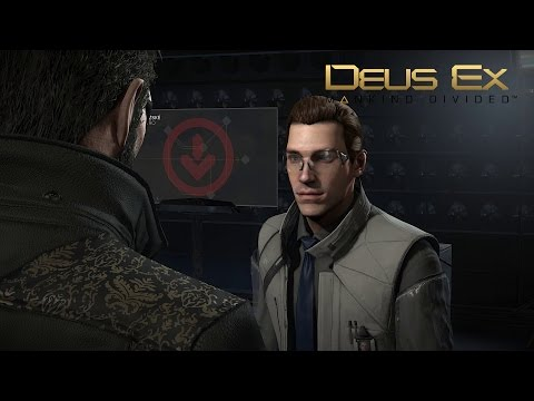 Deus Ex: Mankind Divided - Let's Play Part 11: Ruzicka Station Evidence [Give Me Deus Ex]