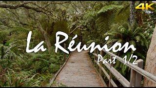 Reunion Island 4k UHD Vlog part 1/2 shoot on Drone  DJI  Mavic air