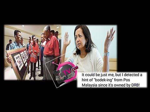 """""""Dah Dapat Izin Tun M?"""" - Marina Mahathir Sound Pos Malaysia"""