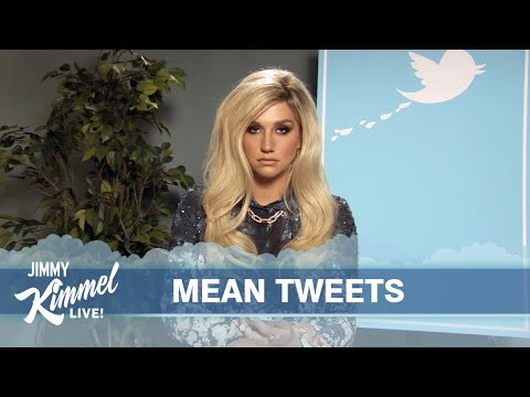 Thumbnail: Mean Tweets - Music Edition
