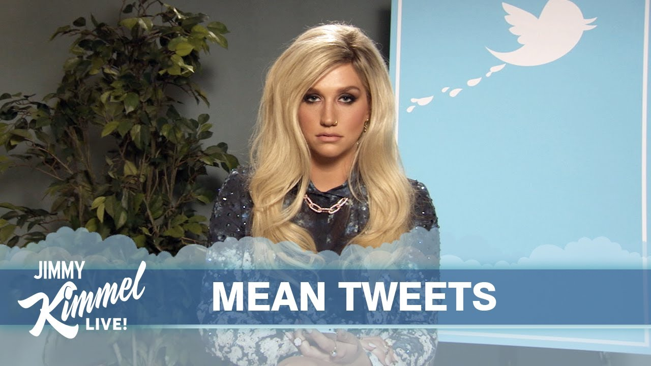 Mean Tweets - Country Music Edition - YouTube