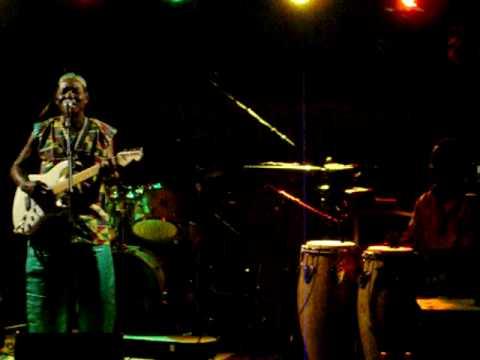 Ebo Taylor Live @ Africa Delay, Schwedler See, Frankfurt, 18.08.09
