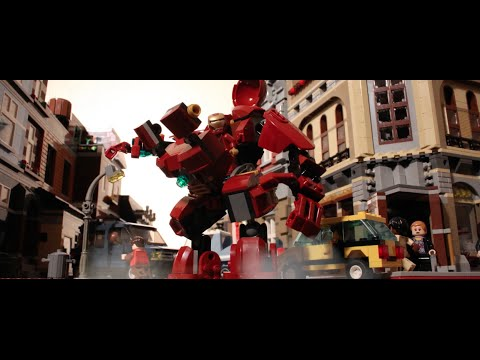 LEGO Avengers: Age of Ultron - Trailer Re-Creation streaming vf