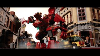 Lego Avengers: Age Of Ultron - Trailer Re-creation
