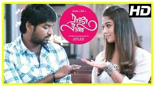 Raja Rani Tamil Movie | Nayanthara and Jai Back to Back Scenes | Arya | Nazriya | Sathyaraj | Atlee