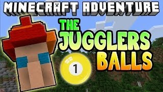 Minecraft Adventures - The Jugglers Balls #1