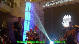 giordano world without strangers music festival featuring Rico Blanco and others Part 3