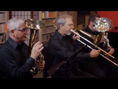Brass Band Northwest | Oskar Böhme, Sextet: Scherzo