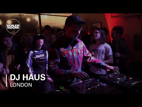 DJ Haus Boiler Room London DJ Set