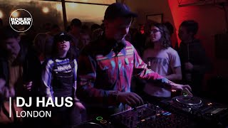 Download DJ Haus Boiler Room London DJ Set MP3 song and Music Video