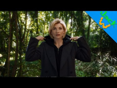 Jodie Whittaker is the 13th Doctor - JackW Reviews