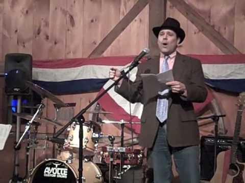 Tamworth Inaugural Ball Keynote Speech, part 2