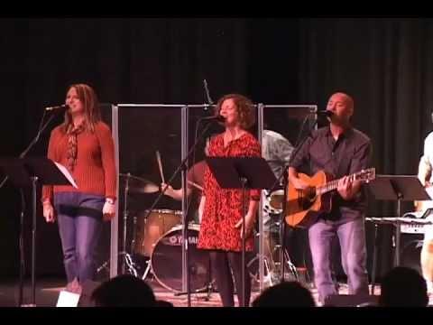 The Solid Rock - Mote & Bradbury - FPC Vine Worship Gathering Band