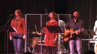 The Solid Rock - Mote & Bradbury - FPC Vine Worship Gathering Band