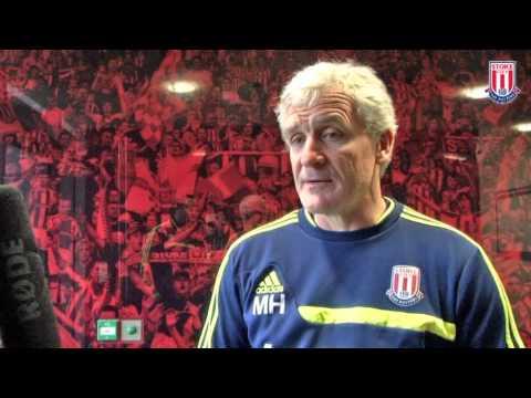 Mark Hughes targets Chelsea result