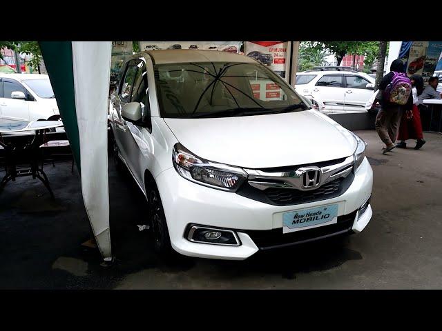 Diskon Akhir Tahun Honda Mobilio