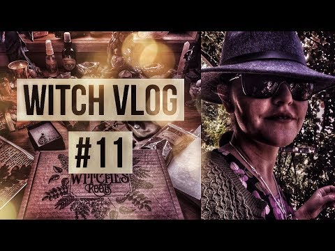 WITCH VLOG #11 SURPRISE! ????????‍♀️Witches Roots ????????‍♀️