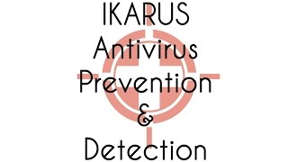 Ikarus Antivirus prevention and detection test
