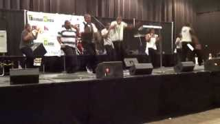 Concrete Evidence at Black Expo Gospel Best Competition June 2013