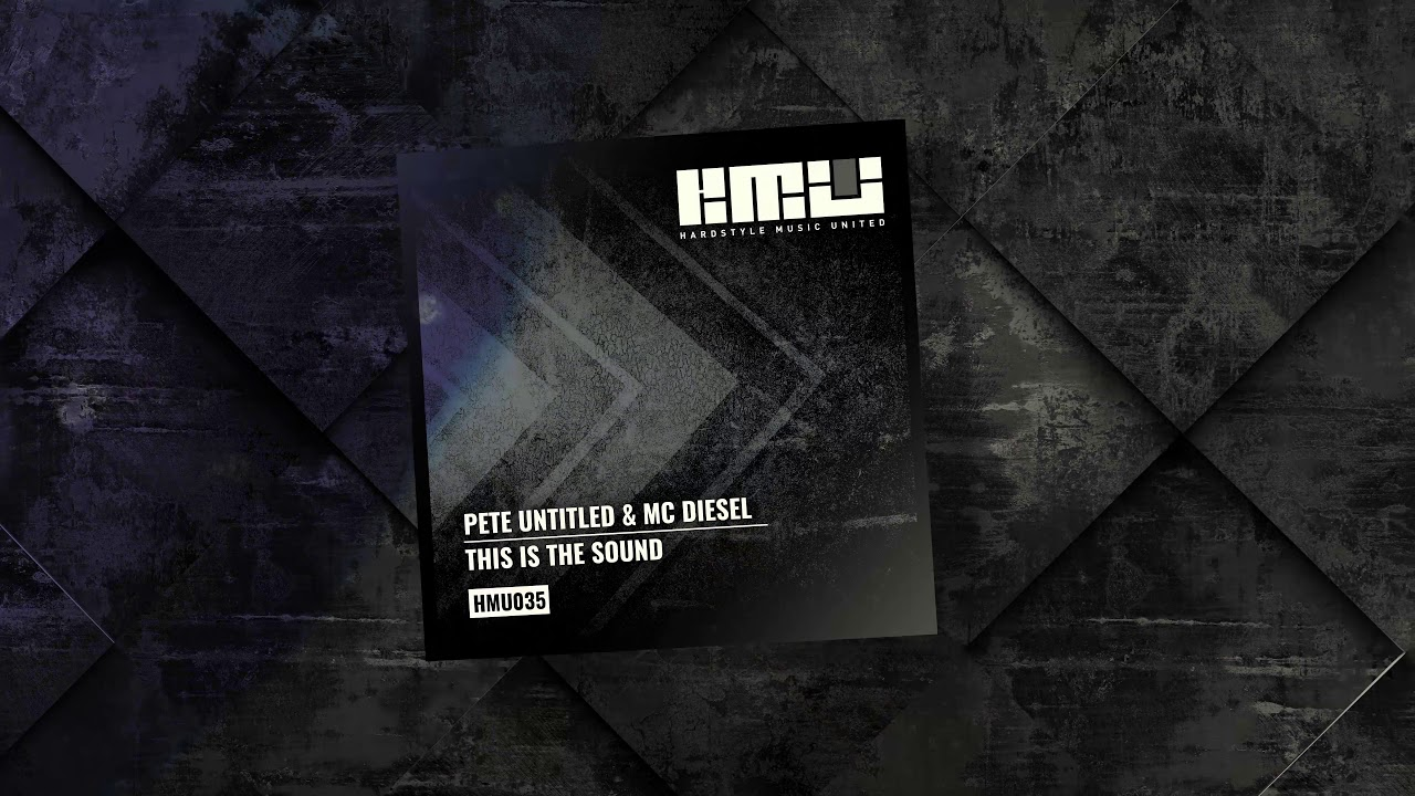 Pete Untitled & MC Diesel - This is the Sound