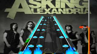 Guitar Flash Hysteria (Def Leppard Cover) - Asking Alexandria 100% Expert 53,000