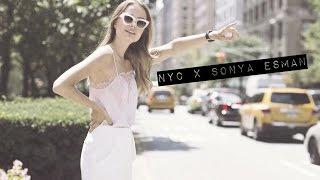 Sonya Esman x NYC | ClassIsInternal Travels. Thumbnail