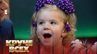4-летняя рекордсменка Злата Поплавская показывает 244 страны, их флаги и гербы | Круче всех