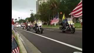 Spc Clarence Williams III Honor Escort