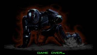 RoboCop 3 OST (Super Nintendo) - Track 05/05 - Game Over Theme