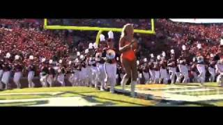 2010 Auburn Marching Band Intro Video