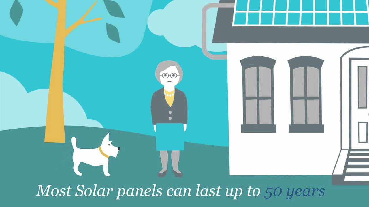 How Do Solar Panels Work Animation The Eco Experts