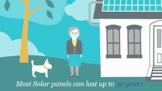 How Do Solar Panels Work (Animation) | The Eco Experts