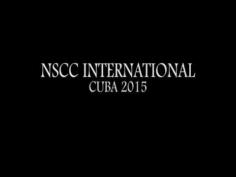 NSCC International - CUBA 2015
