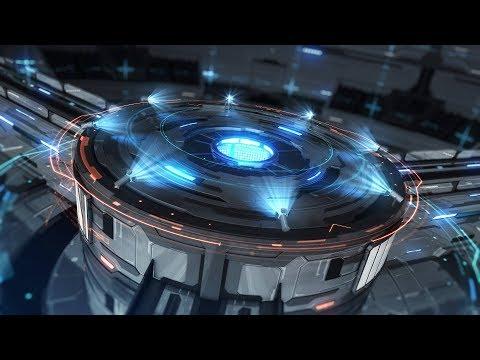 Sci-Fi Elements - Cinema 4D Models Pack