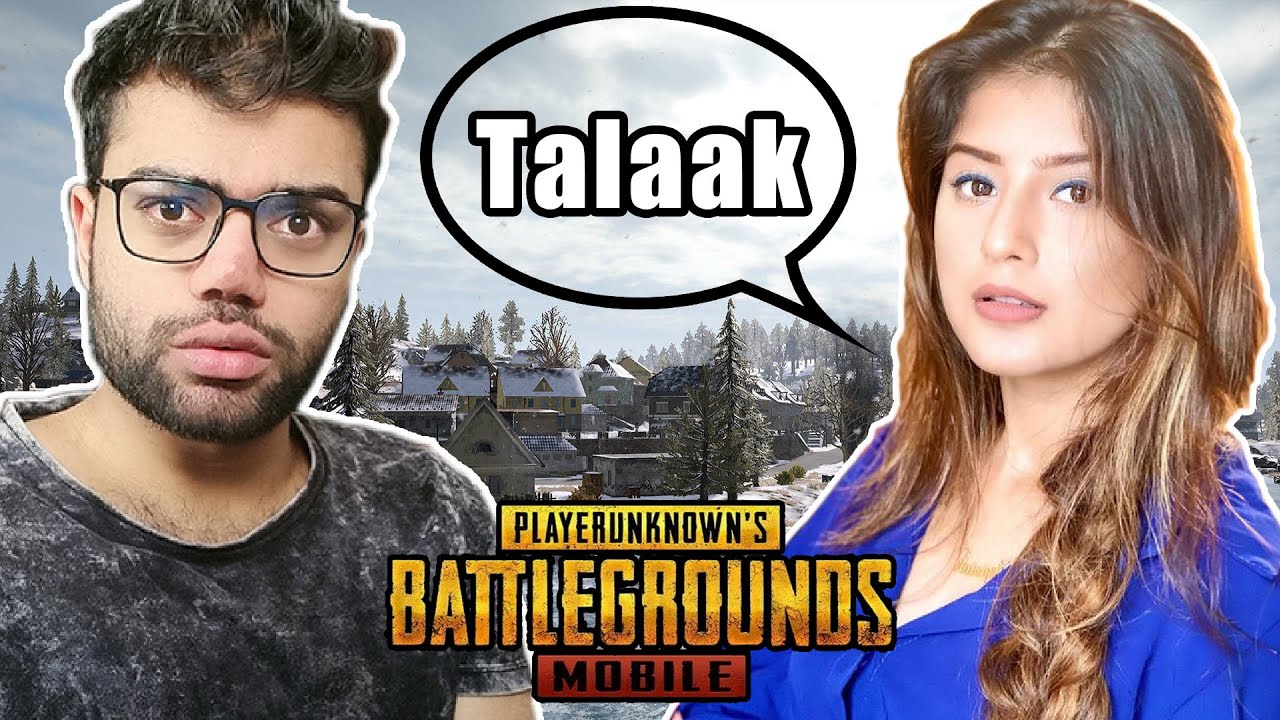 The Return Of My Future Wife In PUBG Mobile !!!