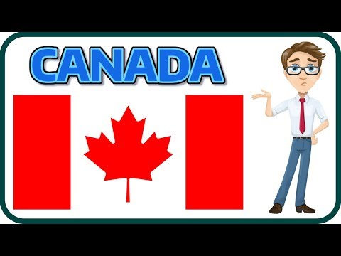 [Learn English Country 3] CANADA FACTS FOR KIDS
