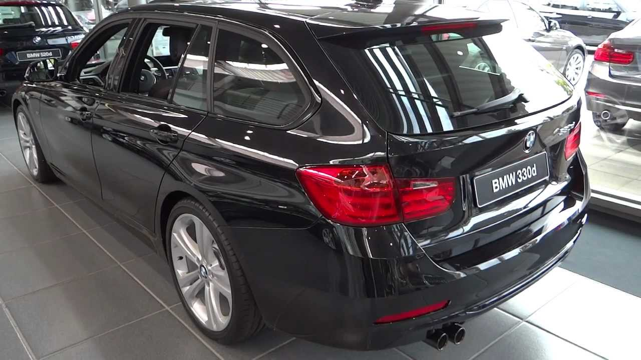 new bmw 330d touring f30 2013 youtube. Black Bedroom Furniture Sets. Home Design Ideas