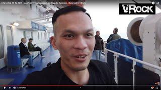 [VRock] เที่ยวยุโรป43วัน EP.4 - ล่องเรือสำราญ ผ่านช่องแแคบคัตเทกัต สวีเดน-เดนมาร์ก