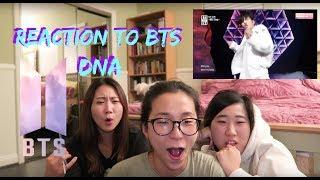 Video REACTION TO BTS DNA COMEBACK (LIT!) download MP3, 3GP, MP4, WEBM, AVI, FLV Mei 2018