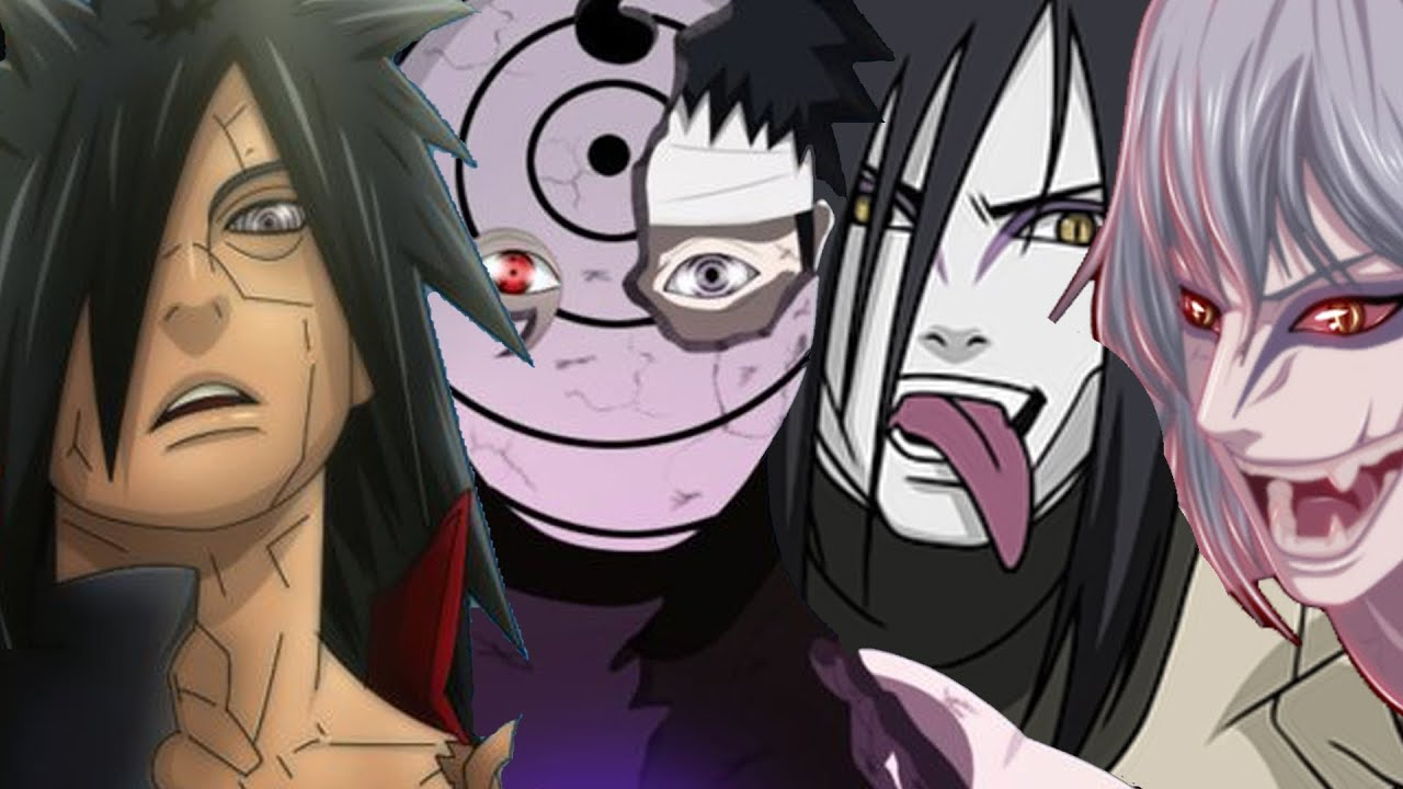 Who's The Greatest Villain In Naruto? - YouTube