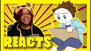 My Embarrassing & Weird Old Art by Let Me Explain Studios | StoryTime Animation Reaction